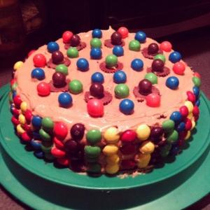 cake pb choc