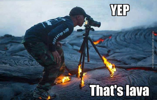 funny-pics-the-floor-is-lava-camera-on-fire